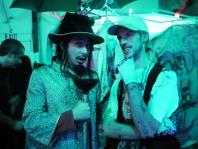 Vance and Josh (green)