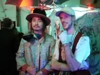 Vance and Josh